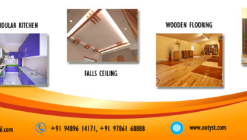 Furniture Design Services in Ooty